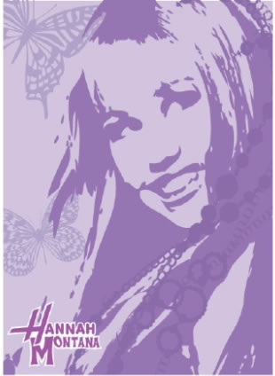 Hannah Montana Butterfly Mats Amp Rugs For The Kids Bedroom